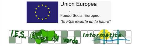 Aula Virtual del IES Punta del Verde